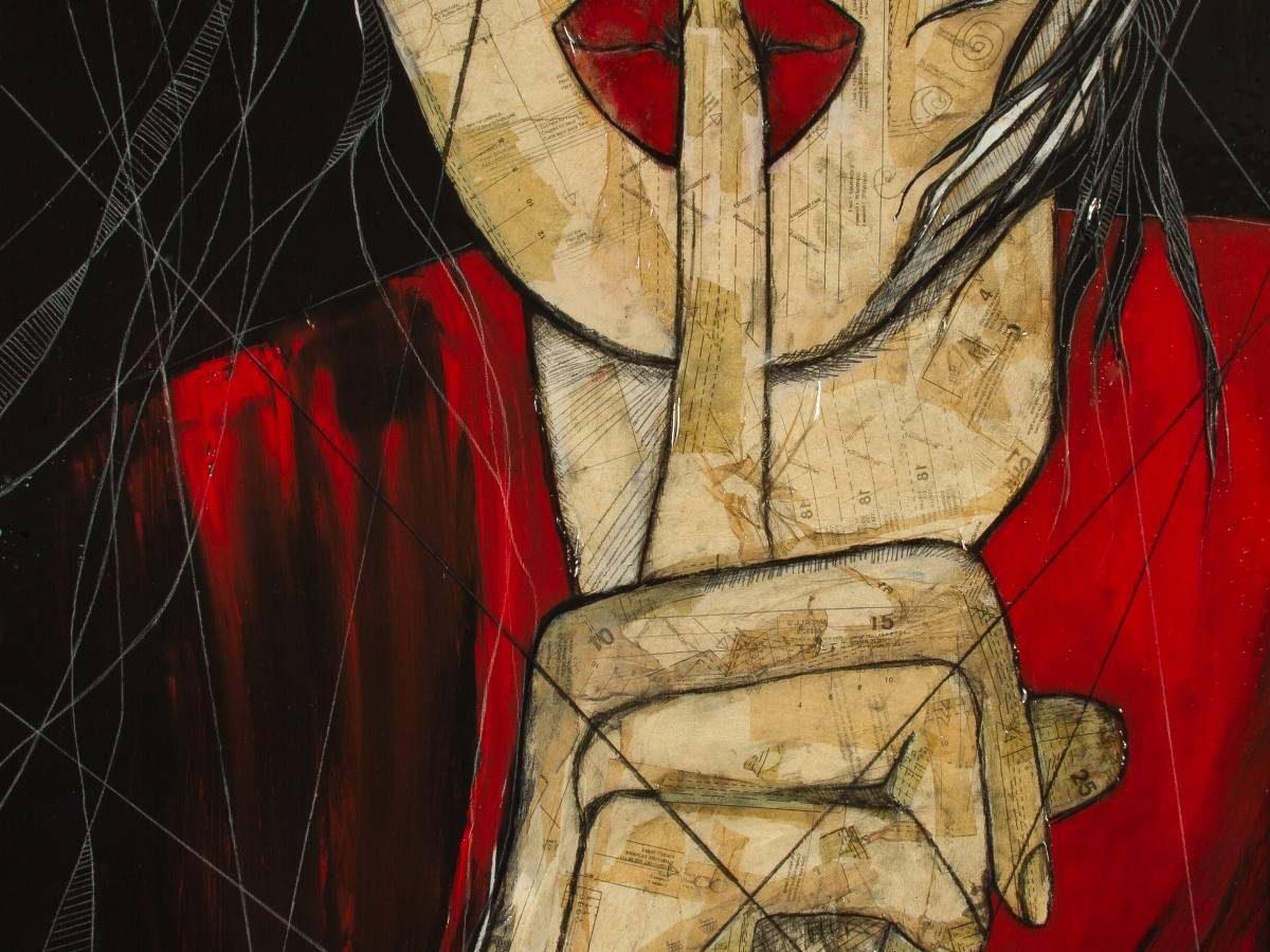 Silence - Sylvia Dilore