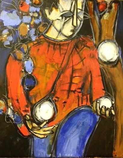 Le Jongleur - Sylvia Dilore