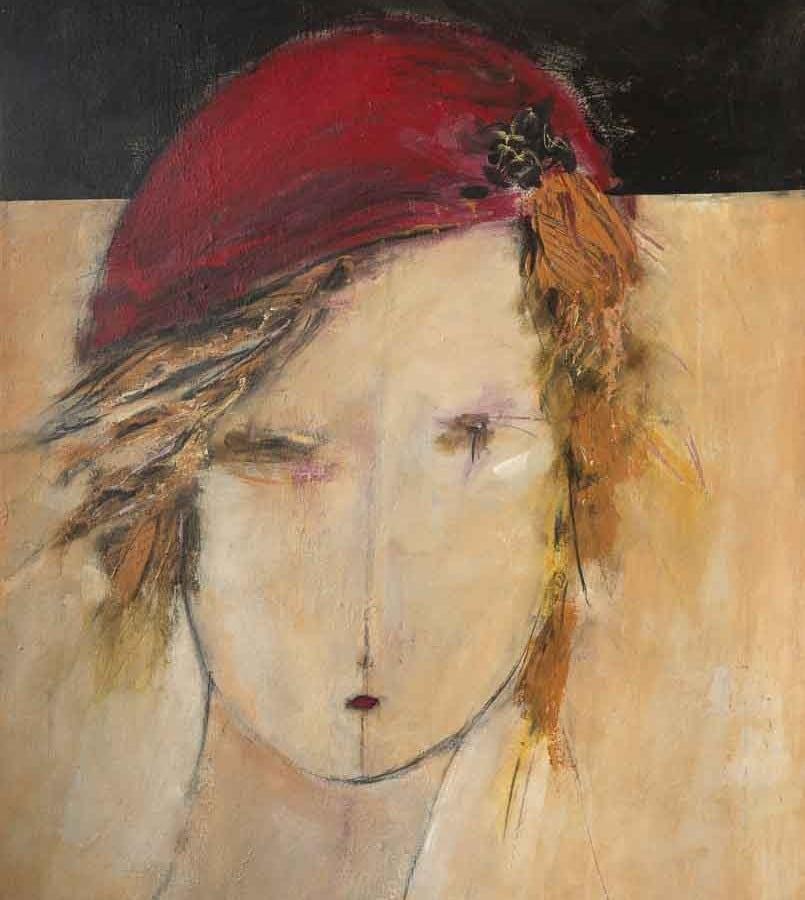 La Dame au Bérêt Rouge